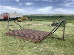 Shop Built Cattle Guard