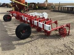 Lilliston 8 Row Rolling Cultivator