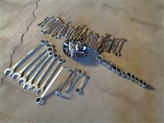 Craftsman /SK/Master Hand Combination End Wrenches & Sockets