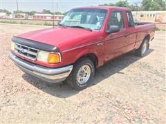 1994 Ford Ranger XLT Extended Cab 2WD Pickup