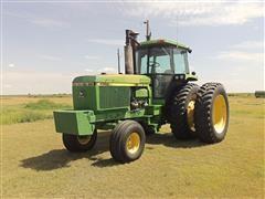 1990 John Deere 4955 2WD Tractor