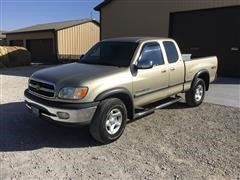 2002 Toyota Tundra 4x4 Extended Cab Pickup