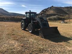 2006 Case IH MXM175 MFWD Tractor W/Loader
