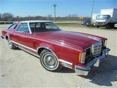 1979 Ford Thunderbird Sedan