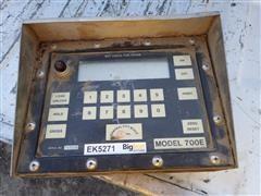 Central City Scale 700E Feeder Wagon Scale