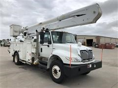 2010 International DuraStar 4400 S/A 4x2 Bucket Truck