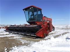 1993 Case IH 8840 Self Propelled Windrower