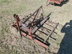 Homemade 3-Point Harrow
