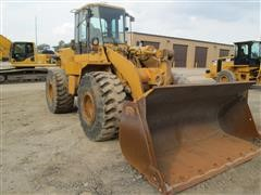 1993 Caterpillar 950F II Articulated Wheel Loader