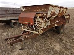 BJM 600T Feeder Wagon