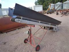 """Rapat 12"""" X 10' Belt Conveyor"""