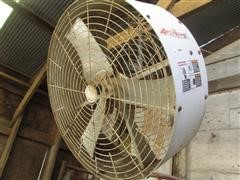 Airstream Stall/Alleyway Fans