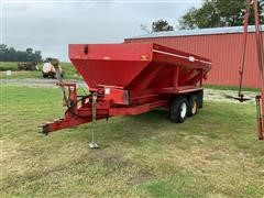 Barron & Brothers T/A 16' Litter Spreader