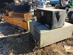 Truck Tool Boxes & Fixed Pipe Clamp