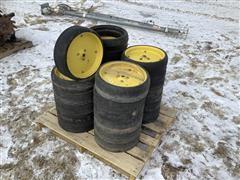 John Deere MaxEmerge 2 Gauge Wheels