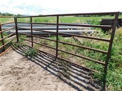 Blattner Livestock Gate Fencing