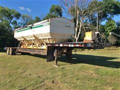 2008 Neville T/A Fertilizer Tender Trailer