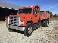 1979 International 1924 S/A Dump Truck