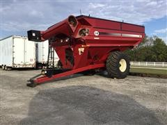 2012 J&M 1151 Grain Cart