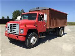 1988 International S1954 S/A Grain Truck