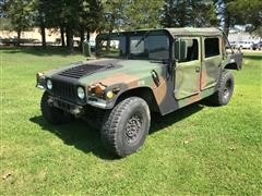 1987 GM HMMVW Hummer