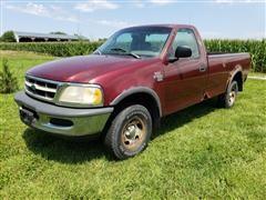 1998 Ford F150 XL 4x4 Pickup