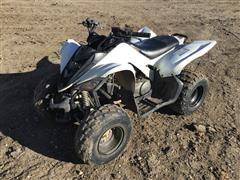2012 Yamaha Raptor 90 ATV