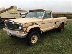1979 American Motors Jeep 4x4 Pickup