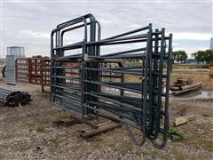 Behlen Mfg 12' Panels With 6' Entry Gate