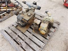 Briggs & Stratton, Tecumseh Portable Water Pumps