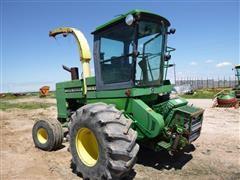 1989 John Deere 5830 Forage Harvester