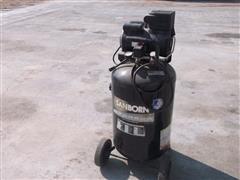 Sanborn Upright 110 Volt Portable Air Compressor