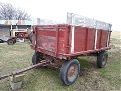 Dearborn 21-2 Wooden Wagon With Hoist