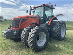 2009 AGCO DT205B MFWD Tractor