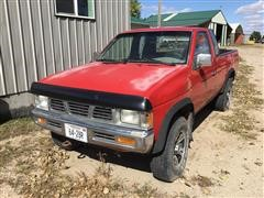 1997 Nissan King Cab 4x4 Pickup