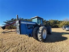 1992 Ford 846 4WD Tractor