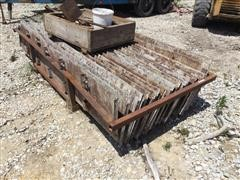 Shop Built Bin Pad Concrete Forms