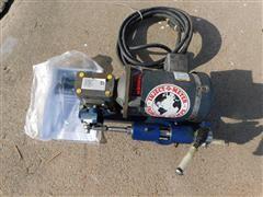 Inject-O-Meter IOM 3-30 Piston Fertilizer Pump