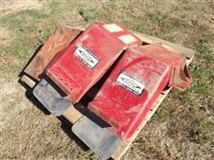 Hiniker Steel Front Fenders