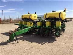2002 John Deere 1760 12 Row MaxEmerge Plus Dual Vac Corn Planter