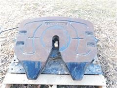 Fontaine No-Slack II Fifth Wheel Plate