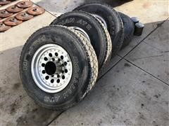 1997 Ford F-250 Tires & Rims
