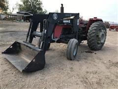 Massey Ferguson 298 2WD Tractor W/Loader