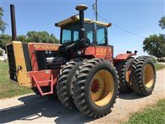 1982 Versatile 555 4WD Articulated Tractor