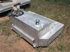 Aluminum Pickup Bed Fuel Storage & Pump