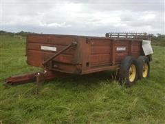 Farmhand 450 Power Box Manure Spreader