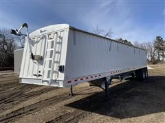 2012 Jet 40' Double Hopper T/A Grain Trailer