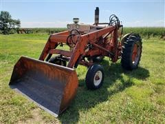 1964 Case 841 2WD Tractor W/Loader