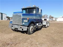 1985 White/Volvo WIM64T Truck Tractor