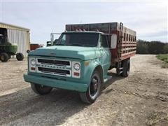 1968 Chevrolet C50 Grain Truck